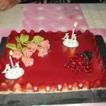 à vous de jouer Anne-marie Do 12.04.14 Cheesecake fraise-chocolat Photo 052