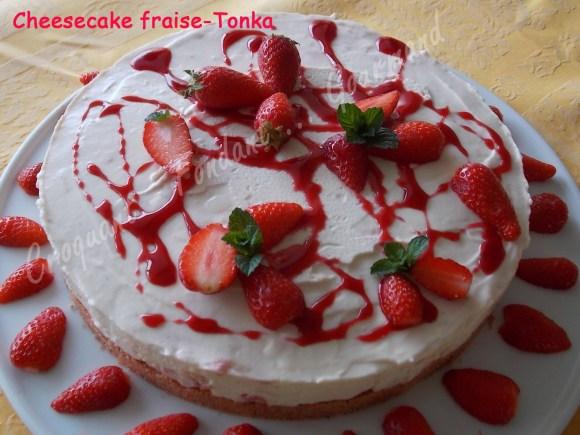 Cheesecake fraise-Tonka DSCN2906_32630