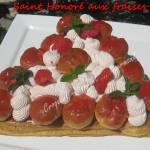Saint Honoré aux fraises IMG_5488