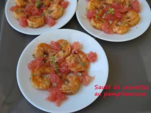 Sauté de crevettes au pamplemousse IMG_5767_34338