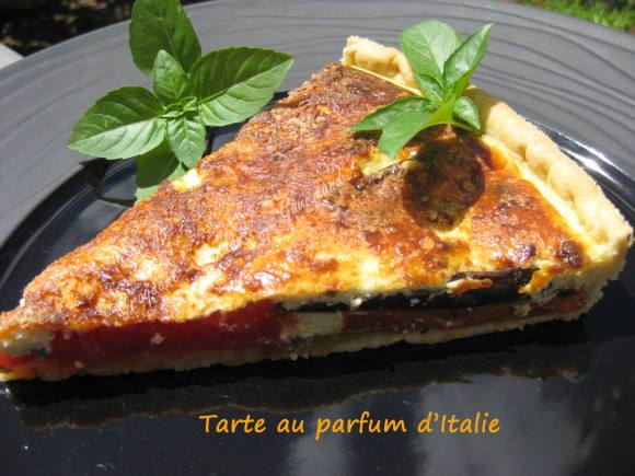 Tarte au parfum d'ItalieIMG_5859_34587