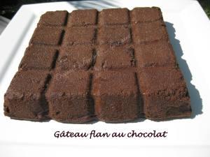 Gâteau flan chocolat IMG_5989_34950