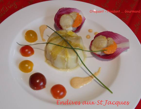 Endives aux St Jacques 022