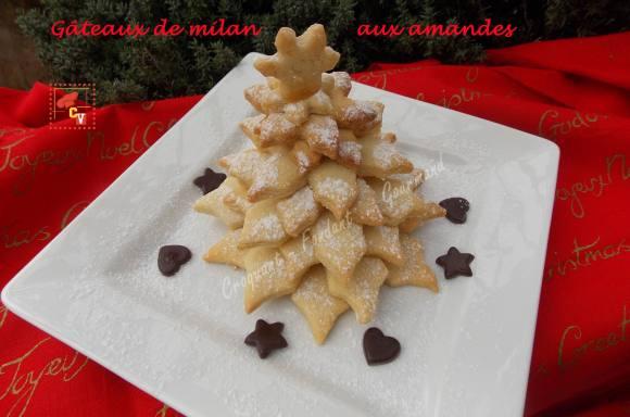 Gâteaux de milan aux amandes CV DSCN6142