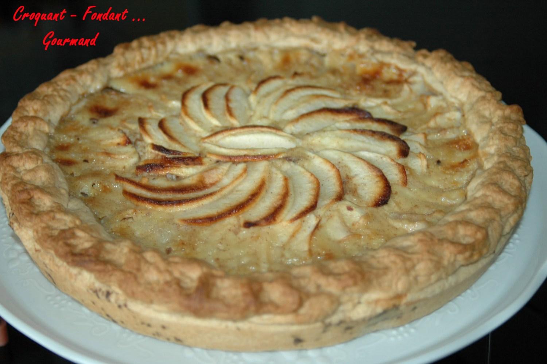 Tarte aux pommes de l'écureuil - DSC_7452_5261