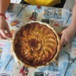 à vous de jouer Tarte aux pommes écureuil Chez Colette 102640622