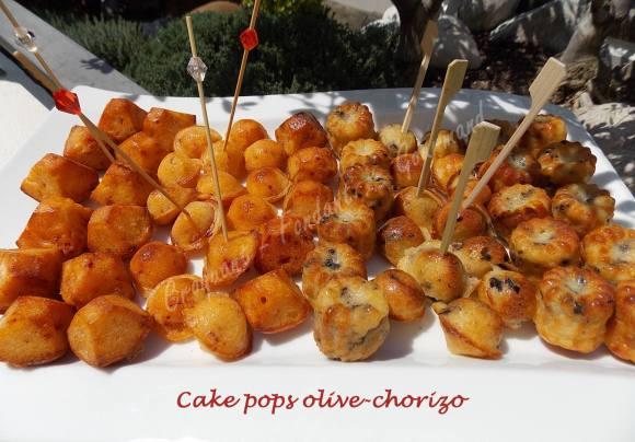 Cake pops olives-chorizo DSCN8562