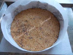 Cheesecake vanille-chocolat DSCN8025
