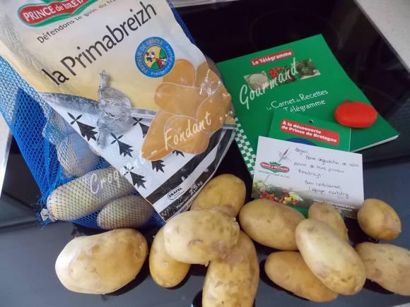 Prince de Bretagne Pommes de terre primeurs DSCN8605