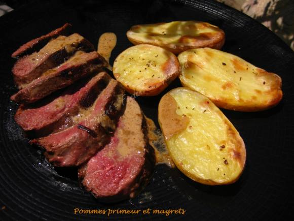 pommes primeurs et magrets IMG_6357