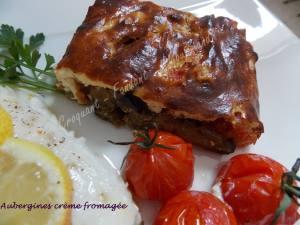 Aubergines crème fromagée DSCN9581