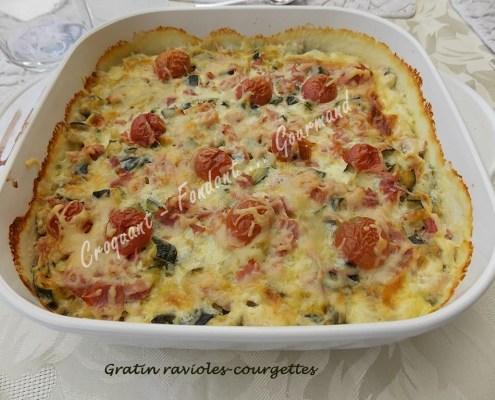 Gratin ravioles-courgettes DSCN9212 (Copy)
