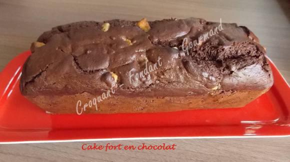 Cake fort en chocolat DSCN9822