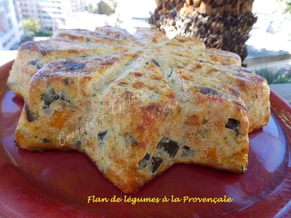 Flan de légumes à la Provençale DSCN0203