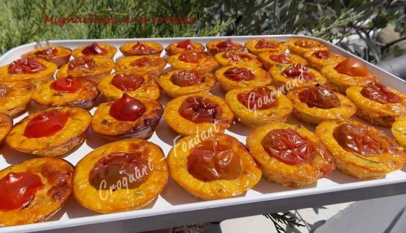 Mignardises à la tomate DSCN9244