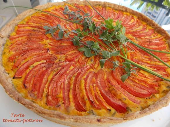 Tarte tomate-potiron DSCN0072