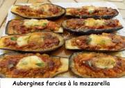 Aubergines farcies à la mozzarella Index DSCN3829_34027