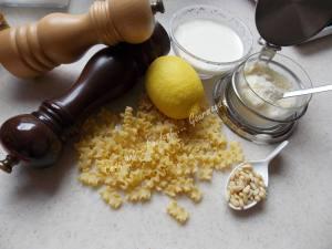 Mafalde sauce citronnée DSCN6123