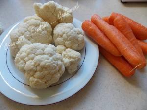 Couronne carotte-chou-fleur DSCN1443