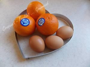 Tarte à l'orange de Christophe Felder DSCN2548