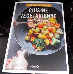 Cuisine végétarienne Livre DSCN3009