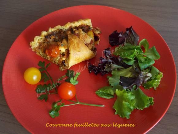 Couronne feuilletée aux légumes DSCN4367