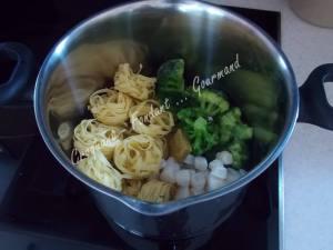 One pan pasta terre-mer DSCN4021