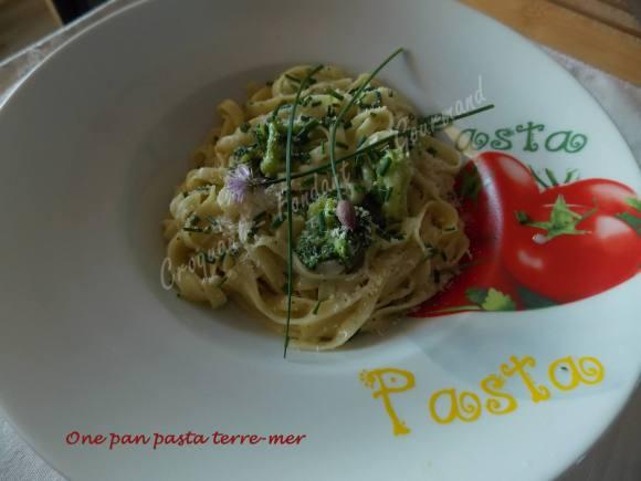 One pan pasta terre-mer DSCN4024