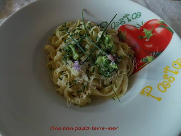 One pan pasta terre-mer DSCN4025