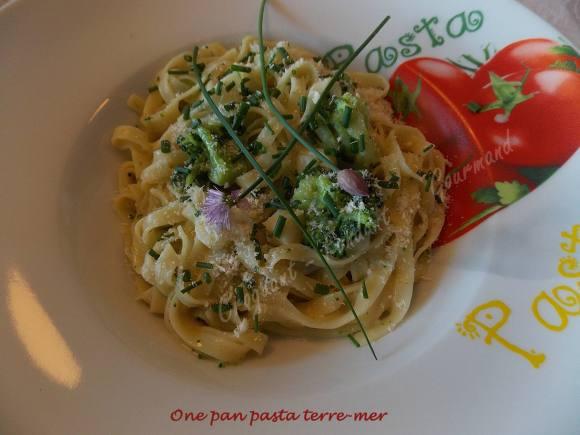 One pan pasta terre-mer DSCN4026