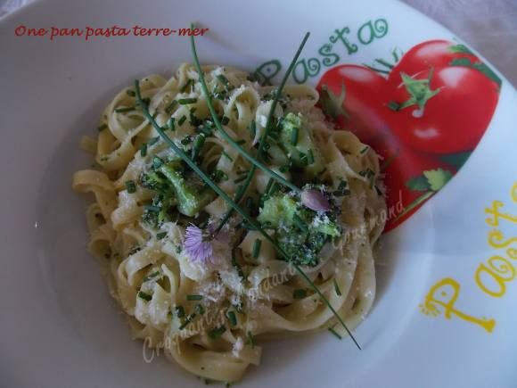 One pan pasta terre-mer DSCN4029