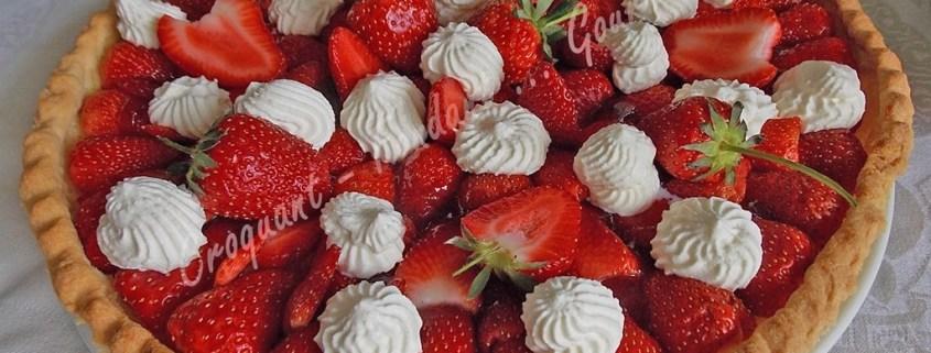 tarte aux fraises à la crème d'amandes DSCN4076 R (Copy)