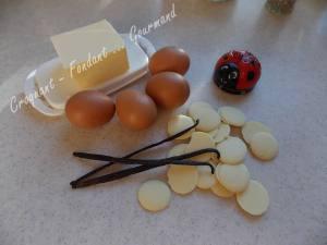 Cake vanille-chocolat blanc et sa brochette de fraise DSCN4410