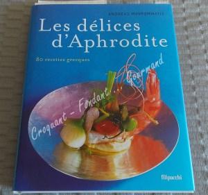 Les délices d'Aphrodite Livre DSCN5223