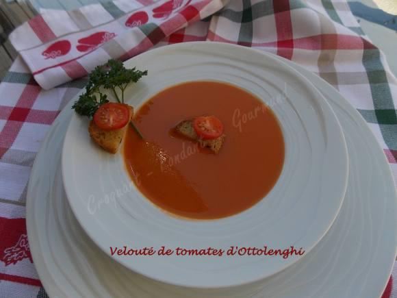 Velouté de tomates d'Ottolenghi DSCN4487