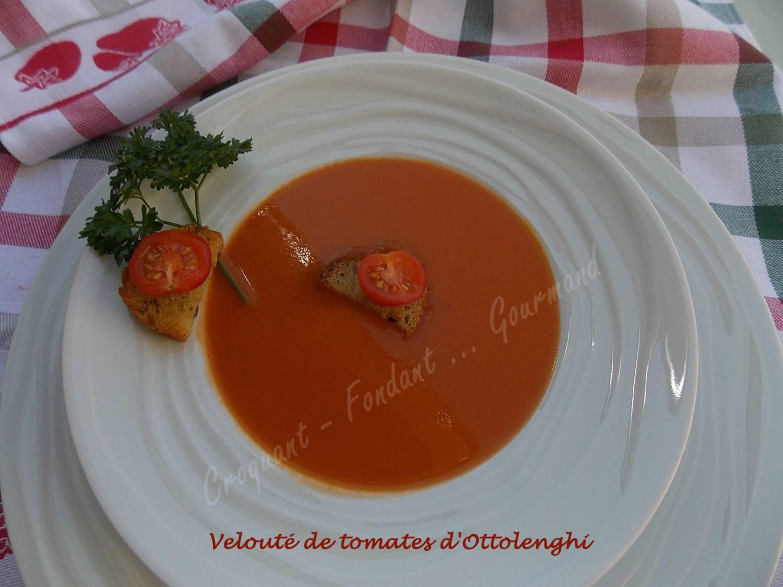 Velouté de tomates d'Ottolenghi DSCN4489