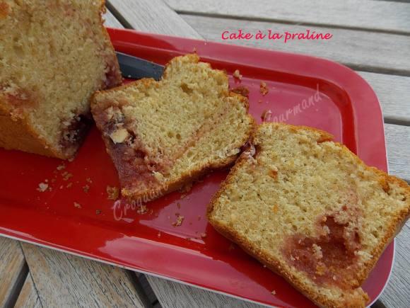 Cake à la praline DSCN5801