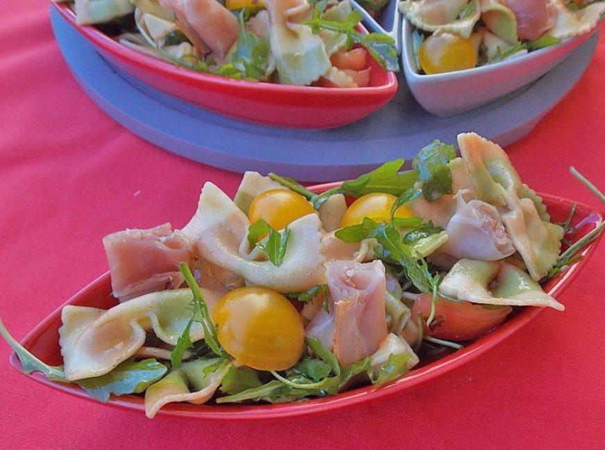 Salade farfalle-jambon cru DSCN5587 (Copy)