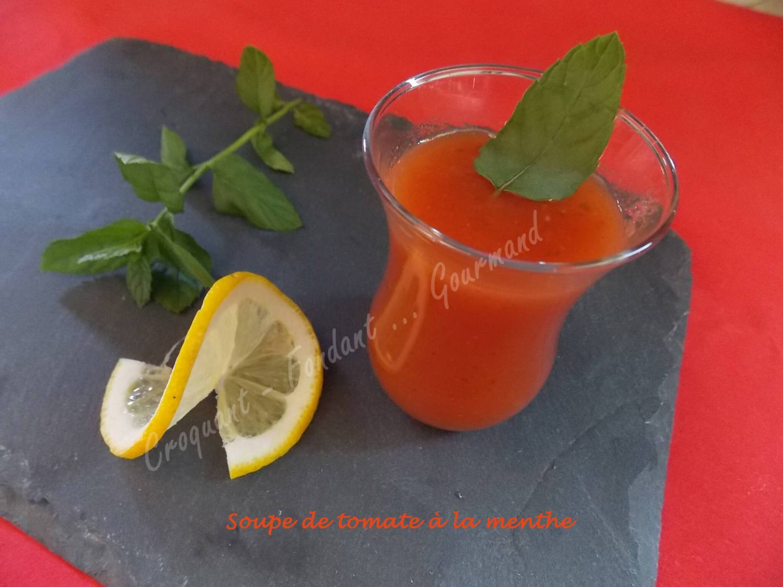 Soupe de tomate à la menthe DSCN5921