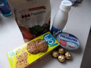 Cheesecake Ferrero DSCN2281