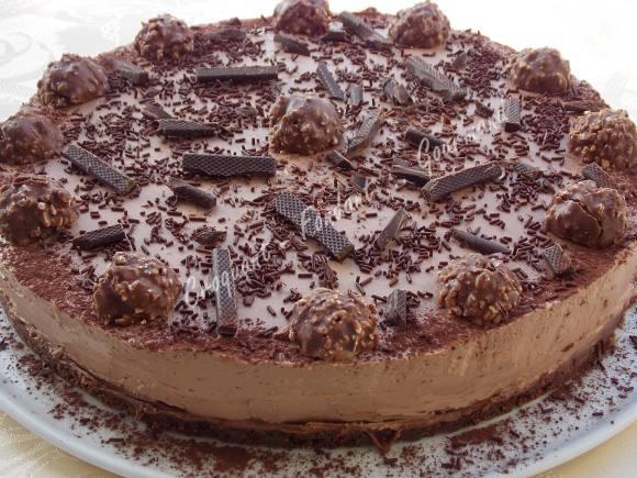 Cheesecake Ferrero DSCN2320