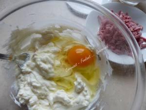 Tarte jambon-ricotta P1010069