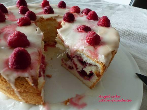 Angel cake citron-framboise P1010134