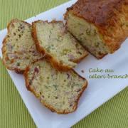 Cake au céleri branche P1020239