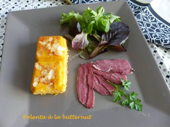 Polenta à la butternut P1010472