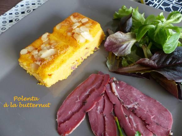 Polenta à la butternut P1010474