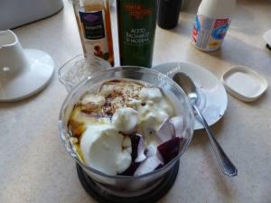 Mousse de betterave au yaourt P1020638