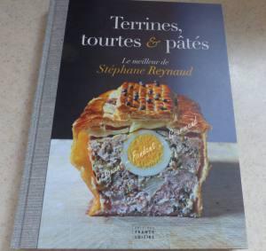 Terrines, tourtes & pâtés Livre P1030399