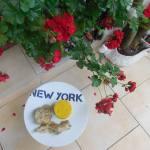 tranches de râbles de lapin au poivre vert à vous de jouer Anne-Marie Do 30.5.2017