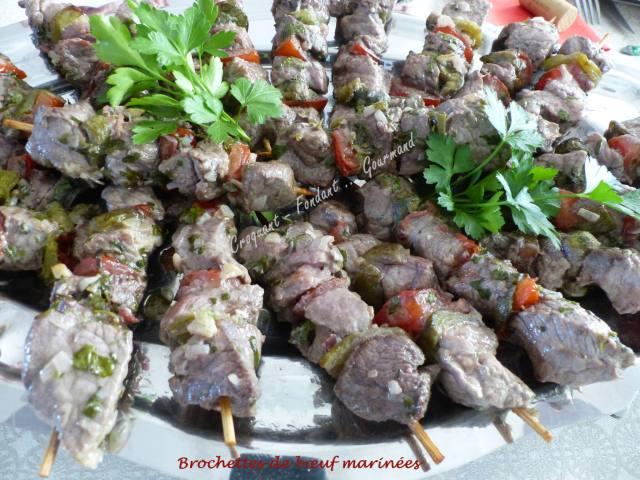 Brochettes de bœuf marinées P1030781